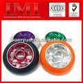 Mejor venta 2013 Neumático/Rueda de poliuretano de 16 pulgadas, desinflado, varios colores, alta velocidad y buen funcionamiento.