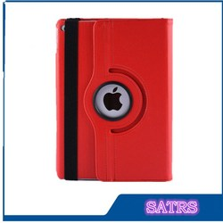 2015 new product pu tablet pc leather cover for Ipad Air 2 case for Ipad Air 6 case