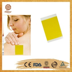 2015 chain supply OEM /ODM servcie Original Factory Weight loss slimming patch