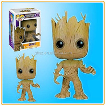 Funko pop! collectible funko pop vinlyl toy action figure, Guardians of The Galaxy groot, Dancing baby groot figure