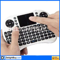 Genuine 2.4G Mini i8 Wireless Keyboard new with Touchpad for PC PS3 PAD