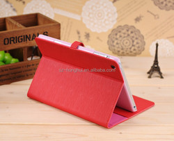 For ipad mini 2 leather case, leather case for ipad mini 3, notebook style case for ipad mini 2 HH-IPM12(23)