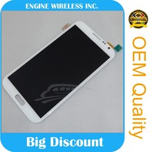 OEM price lcd touch screen digitizer oem for samsung t889 note ii china supplier
