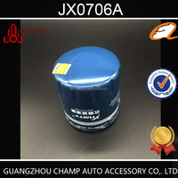 Wholesale auto parts mann oil filter JX0706A for Audio in oil lubrication system