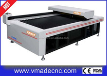 Manufacturer! 130w 150w Flatbed Mixed Laser Cutting Machine For Sale