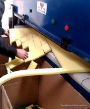 polyurethane foam cutting machine manufacturer