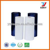 Clear Color Flexible PVC Plastic Packaging Film