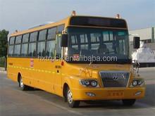 Very big elementary school students Special school bus