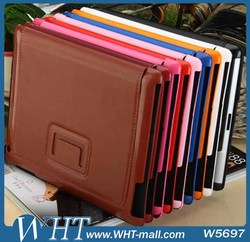 Retro Luxury Stand Flip PU Leather Case for iPad 2 3 4