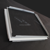 Office Building Used Perforated Aluminum Board Acoustic Ceiling Tile