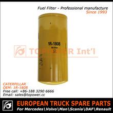 Auto del filtro de aceite para el gato 1r-1808