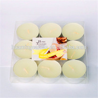 christmas romantic taelight candle for party
