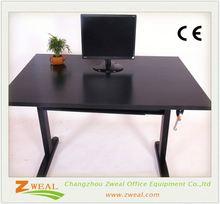 metal office deskmodern executive desk l-shaped office desk wholesale price
