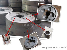 Anhui chrome wear-resistance grinding media balls mold to making grinding balls for cement, mining plant