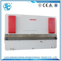 WE67Y 500/6000 automatic hydraulic press brake for network switching box manufacturing