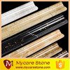 New Arrival marble chair rail moulding cheap price ,border line