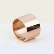 girls handmade gold plated new knuckle midi ring holiday party ring for women