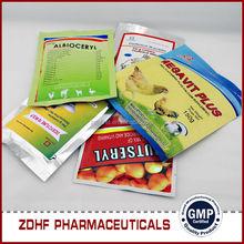Veterinary medicine manufacturers Tylosin 100mg + Doxycycline Powder + 200mg for veterinary wholesalers
