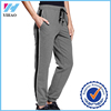 Yihao Custom Women Jogger Tapered Gym Joggers Fitness Wear Side Striped Sweatpants 2015