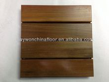 Best Sell 300x300mm Ipe Removable Bathroom Floor
