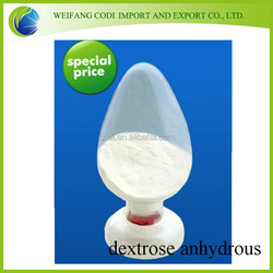 the bottom price of dextrose anhydrous