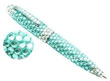 de promoción de cristal con el diamante bolígrafo pluma