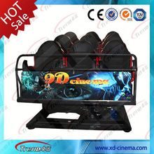 2015 Hottest Entertainment and Interactive Amusement Equipment Manufacturer 5d 7d 9d Cinema Theater Movie System Suppliers