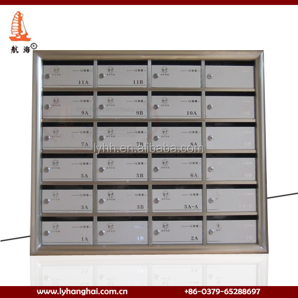 ... Mounted Office Mailboxes PDF Plan Download – Free Woodworking Plans