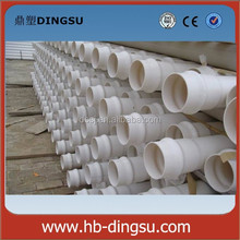 China Manufacturer Cheap 90/110/160mm Multi Use Plastic PVC Pipe for Water Supply/ Drainage/Irrigation