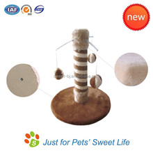 Colorful cat tree with sisal pole cat tree wholesale Cat Tree