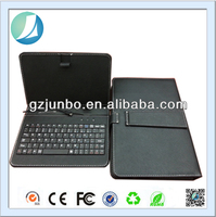 Tablet Stand Leather Case for iPad air Bluetooth Keyboard Cover