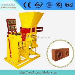 FOB Qingdao Price___Eco Brb soil brick machine ecological brick machine soil cement