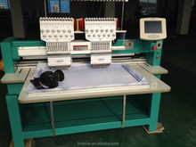 2 heads computerized embroidery machine(model FT-1202)