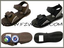 nuevo diseño confortabe casual los hombres sandalias zapatos