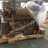practical construction machinery used KTA19 diesel engine
