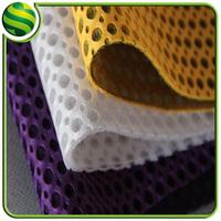 3d spacer air mesh fabric sandwich mesh for mattress /sofa / chair cover