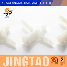 pa66 plastic screw chemical anchor bolt fastener clips decorative screws and bolts