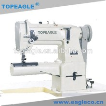 TOPEAGLE TCB-18BL Single needle cylinder bed compound feed lockstitch sewing machine