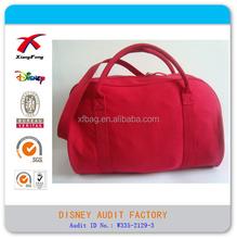 Sportsgirl Canvas Duffel Travel Bag