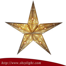 Good Quality Direct Factory Price Clear Star Shape Christmas Lights