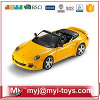 HJ019582 2015 christmas gift diecast model car 1:43