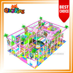 2015 hot sale Indoor Playground Type and Inflatable Playground Material kids indoor exercise playground equipment