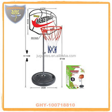 Kids indoor basketball stands with safety certificate for sale