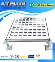 Air flow/Ventilation raised access floor system in server room