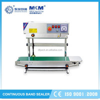 Horizontal and Vertical Type Continuous Bag Sealing Machine