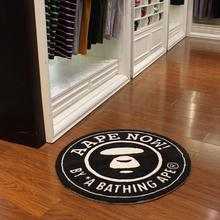 Brand new Nylon Printed Logo Mat With Rubber Backing with high quality
