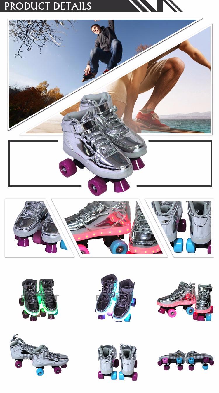 Roller skate sapatos baratos tamanho 2