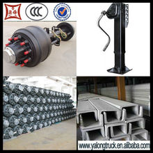 China Trailer Axle and Parts