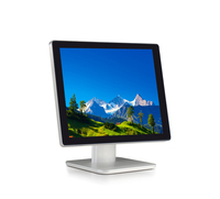 SAW 10.1' cheap touch screen monitor all in one PC for gaming, 2 touch your own touch screen monitor