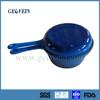 Hot sale cast iron saucepans with enamel coated